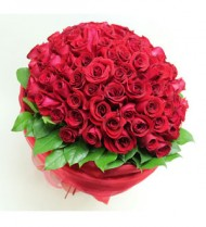 100 red roses thailand 289
