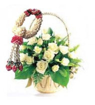 Flower Basket and Garland 149