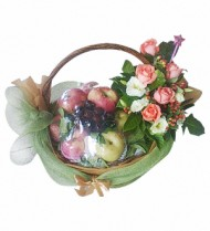 Flowers and Fruit Basket 45