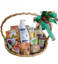 Gift Basket Skin Care